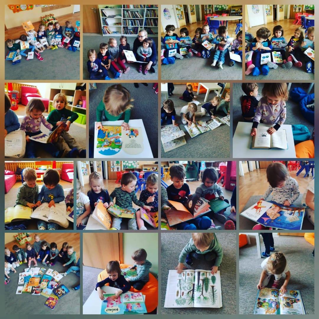 Tarptautinė vaikiškos knygos diena!