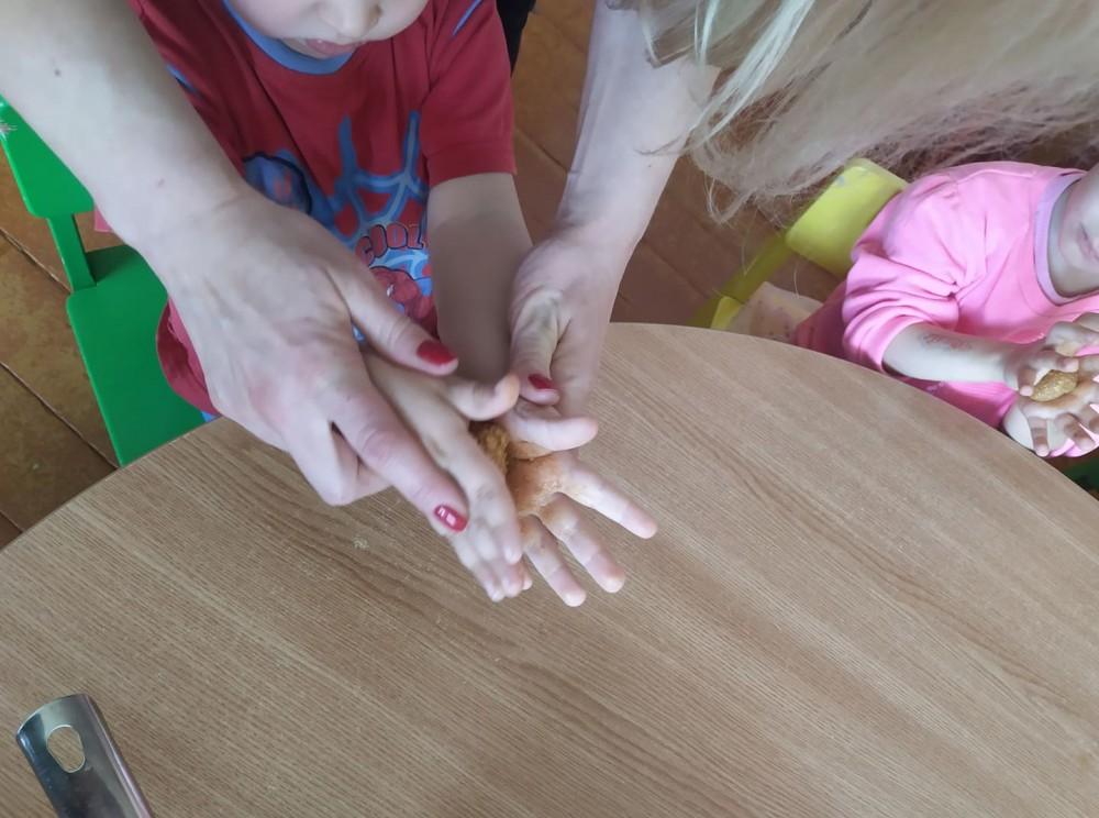Vaikai patys gaminosi sveikus užkandžius