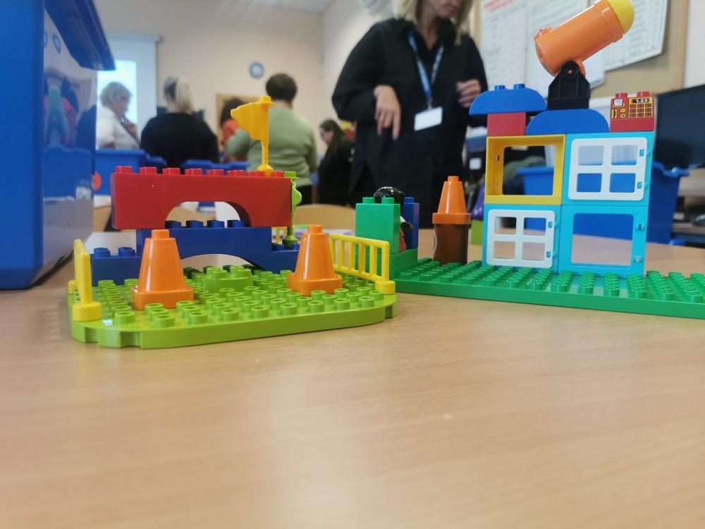 """""""STEAM idėjų plėtojimas integruojant inovatyvią """"LEGO Education"""" metodiką ikimokyklinio ugdymo įstaigose"""" mokymai"""